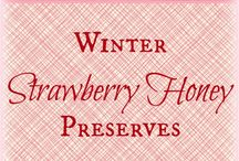 Canning Pectin Free / Discover how to make pectin free jams and jellies. Make fruit syrups and cordials. Learn to sweeten with honey. Go back to the old fashioned way!