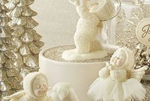 Snowbabies by Department 56 / Each Snowbabies piece is carefully designed to ensure a sentiment of love, friendship and inspiration. Each piece tells its own story. It's the story that makes each Snowbabies figurine special and unique.