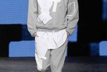 Menwear runway