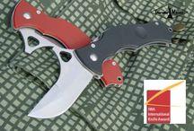 Knives design Bram Frank