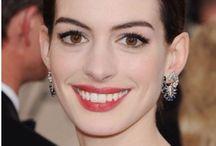 Celebrities smile / Celebrities smile. Nice smile. Perfect teeth.