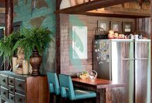TROPICAL HOMES / by Melody Armstrong Jewellery