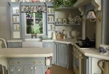 Miniaturküche