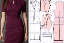 patrones vestido