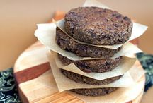 Veggie Burgers / Veggie burger recipes / by Lauren B.
