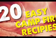 Camp and Outdoor Cooking and Recipes