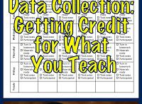 Data Collection and other Teacher Centered Things / by April Marie