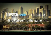 2015 USTA Florida Show / Check out what's been going on & what's to come at USTA Florida!