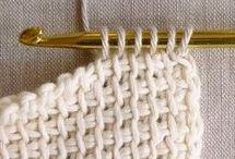 lavoretti a maglia e uncinetto