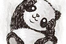 #pandavšudepanda