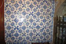 [1840] Frames | Collaborative timeline / Patterned azulejo [1840-1900]