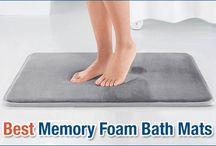 Best Memory Foam Bath Mats