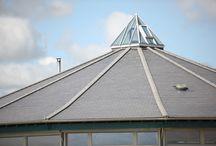 Abberton Reservoir Visitors Centre / In Redland's Cambrian Slate