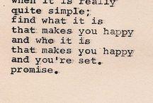 Happiness = Key