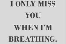 Jeg savner deg