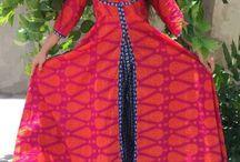 my pink maxi dress design