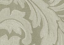 Leaf It All Behind! / Leafy custom upholstery and fabric design!
