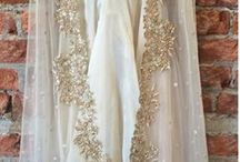 white indian dress