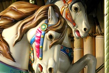 Merry Go Round / Carousels and amazing details! / by Heather Shelby