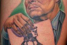 Tattoo's AlGORE