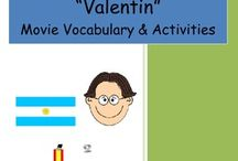 Movies for Spanish Class / Movies and film related ideas for Spanish class