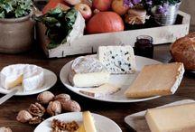 Fromages : Recettes gourmandes avec du fromage / Régalez-vous avec toutes ces recettes comportant un ingrédient magique, le fromage