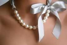 Jewellery / I love pearls!