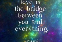 I just love Rumi so much! / by Pamela Jean Agaloos