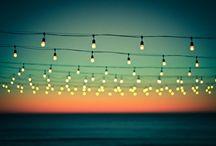 Neon, bubbles & lights
