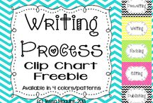School-Writing / by Amy Barger