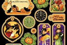 Halloween Digi Images and Clipart