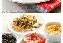 Ryesss dishes / by Hallie Hagan