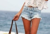 #Equipped for Summer / Summer style inspiration! / by Kristin Brophy | Fancy Things LLC