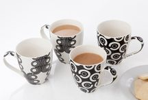 Tea o' clock / Our favourite Tea cups and coffee mugs