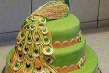 pavone verde
