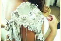 Detalles de Novias / Brides details / Detalles en mis vestidos de novias