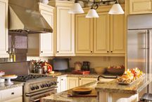 kitchen examples / by Kim Hossack