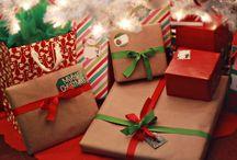 Christmas:)) / by Chelsea Mercer