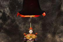 oriental lamp / traditional oriental lamp