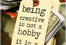 Creativity - Crafty & Creative Quotes