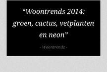 Woontrends 2014