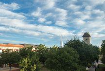 Campus Photos / The beautiful campus of Howard Payne University