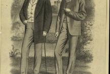 1870年代ヴィクトリア朝メンズファッション5