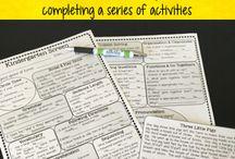 Kindergarten SLP / Activities and ideas for kindergarten age children.