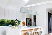 domestic kitchens