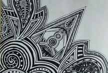 The Bone Artes / Meus desenhos e trabalhos artisiticos