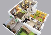 Denah/ home design ideas