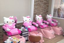 Kids salon ideas