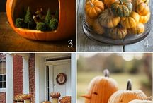 DIY Halloween Decor, Healthy Treats, & Nature Crafts! / Repurposed material + Natural craft projects for DIY spooky halloween decor!
