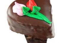 Polevy na dorty a cukroví